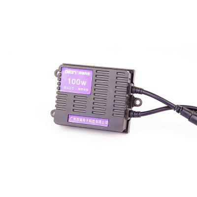 Dicen New Product 12V 100W Car Hid Ballast Ac BallastCar Lights<br>Dicen New Product 12V 100W Car Hid Ballast Ac Ballast<br><br>Apply lamp position: External Lights<br>Apply To Car Brand: Universal<br>Connector: No<br>Feature: Durable high performance, Easy to use, Low Power Consumption, Power saver, Waterproof/Dustproof<br>Light mode: Steady<br>Lumens: ?<br>Material: Metal<br>Package Contents: 1 x Hid Ballast<br>Package size (L x W x H): 11.00 x 5.10 x 15.90 cm / 4.33 x 2.01 x 6.26 inches<br>Package weight: 0.4432 kg<br>Power: 100W<br>Type: Head Lamp<br>Type of lamp-house: Xenon