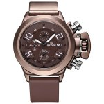 Gearbest Skone 7427EG02 4188 Stylish Pin Buckle Male Watch