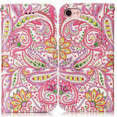 Pepper Flowers Varnish Relief Pu Phone Case for Iphone 8 / 7iPhone Cases/Covers<br>Pepper Flowers Varnish Relief Pu Phone Case for Iphone 8 / 7<br><br>Color: Assorted Colors<br>Compatible for Apple: iPhone 7, iPhone 8<br>Features: Cases with Stand, With Credit Card Holder, Dirt-resistant, Wallet Case<br>Material: TPU, PU Leather<br>Package Contents: 1 x Phone Case<br>Package size (L x W x H): 14.50 x 7.50 x 1.50 cm / 5.71 x 2.95 x 0.59 inches<br>Package weight: 0.0380 kg<br>Style: Novelty