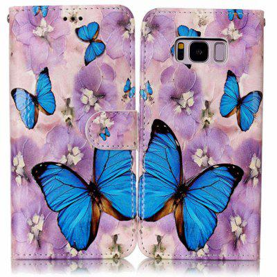 Varnish Relief Pu Phone Case for Samsung Galaxy S8 PlusSamsung S Series<br>Varnish Relief Pu Phone Case for Samsung Galaxy S8 Plus<br><br>Color: Assorted Colors<br>Compatible with: Samsung Galaxy S8 Plus<br>Features: Cases with Stand, With Credit Card Holder, Dirt-resistant<br>For: Samsung Mobile Phone<br>Material: TPU, PU Leather<br>Package Contents: 1 x Phone Case<br>Package size (L x W x H): 16.50 x 8.00 x 1.50 cm / 6.5 x 3.15 x 0.59 inches<br>Package weight: 0.0650 kg<br>Style: Novelty