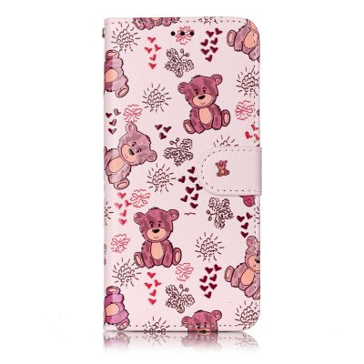 Varnish Relief Pu Phone Case for Samsung Galaxy S8Samsung S Series<br>Varnish Relief Pu Phone Case for Samsung Galaxy S8<br><br>Color: Assorted Colors<br>Compatible with: Samsung Galaxy S8<br>Features: Cases with Stand, With Credit Card Holder, Dirt-resistant<br>For: Samsung Mobile Phone<br>Material: TPU, PU Leather<br>Package Contents: 1 x Phone Case<br>Package size (L x W x H): 15.50 x 7.50 x 1.50 cm / 6.1 x 2.95 x 0.59 inches<br>Package weight: 0.0560 kg<br>Style: Novelty