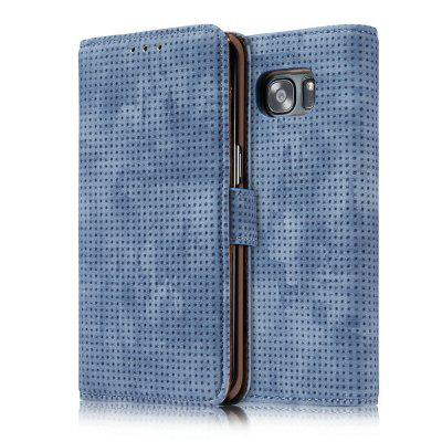 Wkae Retro Matte Breatheable Air-mesh PU Leather Wallet Case Cover with Kickstand Card Slots for Samsung Galaxy S7 EdgeWkae Retro Matte Breatheable Air-mesh PU Leather Wallet Case Cover with Kickstand Card Slots for Samsung Galaxy S7 Edge<br><br>Features: Full Body Cases, Cases with Stand, With Credit Card Holder, Anti-knock, Dirt-resistant<br>For: Samsung Mobile Phone<br>Material: TPU, PU Leather<br>Package Contents: 1 x Phone Case<br>Package size (L x W x H): 20.00 x 15.00 x 2.50 cm / 7.87 x 5.91 x 0.98 inches<br>Package weight: 0.1700 kg<br>Product size (L x W x H): 18.00 x 10.00 x 2.00 cm / 7.09 x 3.94 x 0.79 inches<br>Product weight: 0.1500 kg<br>Style: Vintage, Solid Color