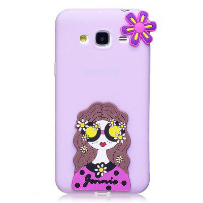 3D Cute Candy Pattern Silicone Soft Back Case for Samsung Galaxy J3 2016Samsung J Series<br>3D Cute Candy Pattern Silicone Soft Back Case for Samsung Galaxy J3 2016<br><br>Features: Back Cover<br>Material: Silicone<br>Package Contents: 1 x Silicone Soft Back Case<br>Package size (L x W x H): 10.00 x 10.00 x 5.00 cm / 3.94 x 3.94 x 1.97 inches<br>Package weight: 0.0500 kg<br>Product weight: 0.0200 kg<br>Style: Pattern, Cute, Novelty, Funny, Cartoon