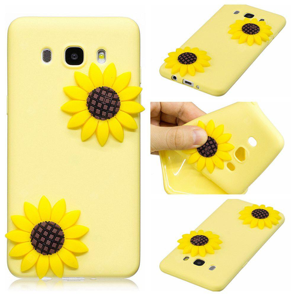 3D Cute Candy Pattern Silicone Soft Back Case for Samsung Galaxy J5 2016