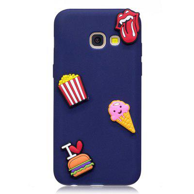 3D Cute Candy Pattern Silicone Soft Back Case for Samsung Galaxy A3 20173D Cute Candy Pattern Silicone Soft Back Case for Samsung Galaxy A3 2017<br><br>Features: Back Cover<br>Material: Silicone<br>Package Contents: 1 x Silicone Soft Back Case<br>Package size (L x W x H): 10.00 x 10.00 x 5.00 cm / 3.94 x 3.94 x 1.97 inches<br>Package weight: 0.0500 kg<br>Product weight: 0.0200 kg<br>Style: Pattern, Cute, Novelty, Funny, Cartoon