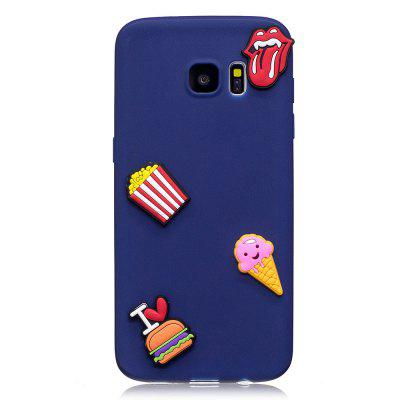 3D Cute Candy Pattern Silicone Soft Back Case for Samsung Galaxy S7Samsung S Series<br>3D Cute Candy Pattern Silicone Soft Back Case for Samsung Galaxy S7<br><br>Features: Back Cover<br>Material: Silicone<br>Package Contents: 1 x Silicone Soft Back Case<br>Package size (L x W x H): 10.00 x 10.00 x 5.00 cm / 3.94 x 3.94 x 1.97 inches<br>Package weight: 0.0500 kg<br>Product weight: 0.0200 kg<br>Style: Pattern, Cute, Novelty, Funny, Cartoon