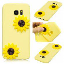3D Cute Candy Pattern Silicone Soft Back Case for Samsung Galaxy S7 Edge