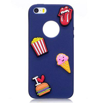 3D Cute Candy Pattern Silicone Soft Back Case for Samsung Galaxy S8 PlusSamsung S Series<br>3D Cute Candy Pattern Silicone Soft Back Case for Samsung Galaxy S8 Plus<br><br>Features: Back Cover<br>Material: Silicone<br>Package Contents: 1 x Silicone Soft Back Case<br>Package size (L x W x H): 10.00 x 10.00 x 5.00 cm / 3.94 x 3.94 x 1.97 inches<br>Package weight: 0.0500 kg<br>Product weight: 0.0200 kg<br>Style: Pattern, Cute, Novelty, Funny
