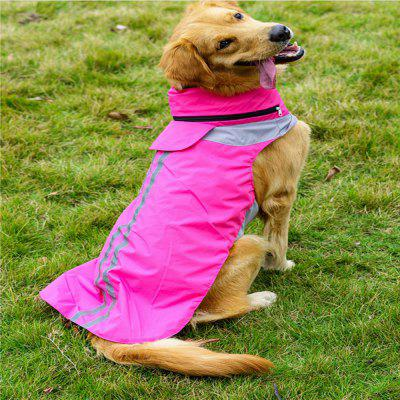 Guardian Gear Vinyl Dog Rain Jacket ShinnyDog Clothing &amp; Shoes<br>Guardian Gear Vinyl Dog Rain Jacket Shinny<br><br>Color: Navy,Rose<br>For: Dogs<br>Functions: Waterproof, Water Resistant<br>Material: Windbreaker Fabric, Nylon<br>Package Contents: 1 x Dog Rain Jacket<br>Package size (L x W x H): 25.00 x 19.00 x 2.00 cm / 9.84 x 7.48 x 0.79 inches<br>Package weight: 0.2500 kg<br>Season: All seasons<br>Type: Others, Cloth