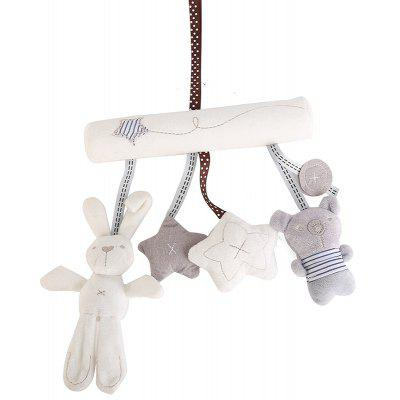 Baby Toy Rabbit Toy Car Hang