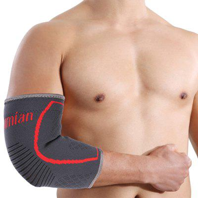 Mumian A29 Silica Gel Gray Red Elbow Sports Elbow Sleeve Brace - 1PCSSports Protective Gear<br>Mumian A29 Silica Gel Gray Red Elbow Sports Elbow Sleeve Brace - 1PCS<br><br>Package Content: 1 x Elbow Sleeve<br>Package size: 20.20 x 8.20 x 2.20 cm / 7.95 x 3.23 x 0.87 inches<br>Package weight: 0.0600 kg<br>Product size: 20.00 x 8.00 x 2.00 cm / 7.87 x 3.15 x 0.79 inches<br>Product weight: 0.0500 kg