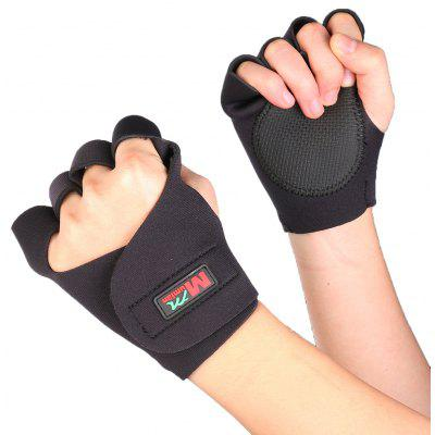 Mumian F01 Cycling Fitness Half Finger Sport Gloves - 1 Pair