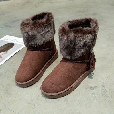 2017 Warm Snow Boots Casual And Female BootsWomens Boots<br>2017 Warm Snow Boots Casual And Female Boots<br><br>Boot Height: Ankle<br>Boot Type: Fashion Boots<br>Closure Type: Zip<br>Gender: For Women<br>Heel Type: Others<br>Package Contents: 1 x Shoes?Pair?<br>Pattern Type: Solid<br>Season: Spring/Fall, Winter<br>Toe Shape: Round Toe<br>Upper Material: PU<br>Weight: 1.1200kg