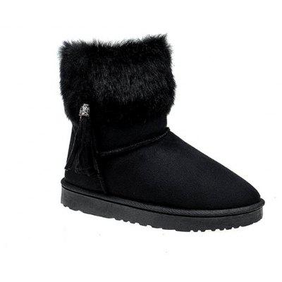 2017 Warm Snow Boots Casual And Female Boots