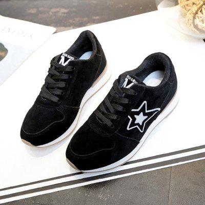 2017 Harajuku Leisure Shoes Running ShoesWomens Sneakers<br>2017 Harajuku Leisure Shoes Running Shoes<br><br>Available Size: 35,36,37?38,39<br>Closure Type: Lace-Up<br>Feature: Breathable<br>Gender: For Women<br>Outsole Material: Rubber<br>Package Contents: 1 x Shoes?Pair?<br>Package size (L x W x H): 28.00 x 20.00 x 10.00 cm / 11.02 x 7.87 x 3.94 inches<br>Package weight: 0.3000 kg<br>Pattern Type: Solid<br>Season: Spring/Fall<br>Upper Material: Stretch Fabric