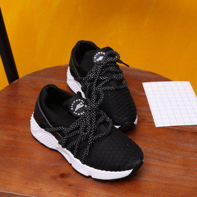 Breathable Solid Color Lace-Up Sport ShoesWomens Sneakers<br>Breathable Solid Color Lace-Up Sport Shoes<br><br>Available Size: 35,36,37,38,39,40<br>Closure Type: Lace-Up<br>Feature: Breathable<br>Gender: For Women<br>Outsole Material: Rubber<br>Package Contents: 1 x Shoes?Pair?<br>Package size (L x W x H): 28.00 x 20.00 x 10.00 cm / 11.02 x 7.87 x 3.94 inches<br>Package weight: 0.3000 kg<br>Pattern Type: Solid<br>Season: Spring/Fall<br>Upper Material: PU