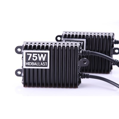 Dicen New Product 12V 75W Car Hid Ballast Headlight Xenon Ballast -BlackCar Lights<br>Dicen New Product 12V 75W Car Hid Ballast Headlight Xenon Ballast -Black<br><br>Apply lamp position: External Lights<br>Apply To Car Brand: Universal<br>Connector: No<br>Feature: Durable high performance, Easy to use, Low Power Consumption, Power saver, Waterproof/Dustproof<br>Light mode: Steady<br>Lumens: ?<br>Material: Metal<br>Package Contents: 1 x Hid Ballast<br>Package size (L x W x H): 15.90 x 5.10 x 11.00 cm / 6.26 x 2.01 x 4.33 inches<br>Package weight: 0.3900 kg<br>Type: Head Lamp<br>Type of lamp-house: Xenon<br>Voltage: 9-16V