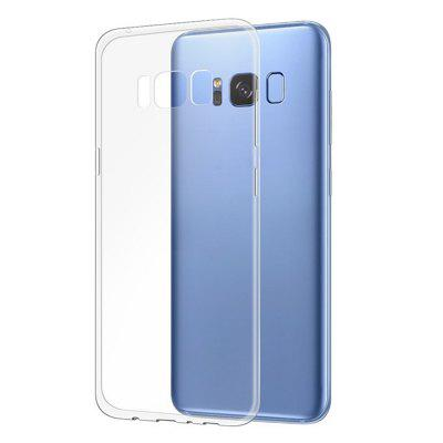Transparent Clear Protective Case for Samsung Galaxy S8+/ S8 PlusSamsung S Series<br>Transparent Clear Protective Case for Samsung Galaxy S8+/ S8 Plus<br><br>Compatible with: Samsung Galaxy S8 Plus<br>Features: Back Cover<br>For: Samsung Mobile Phone<br>Material: TPU<br>Package Contents: 1 x Case<br>Package size (L x W x H): 17.00 x 8.50 x 2.00 cm / 6.69 x 3.35 x 0.79 inches<br>Package weight: 0.0100 kg<br>Product size (L x W x H): 16.00 x 7.50 x 1.00 cm / 6.3 x 2.95 x 0.39 inches<br>Product weight: 0.0090 kg<br>Style: Transparent