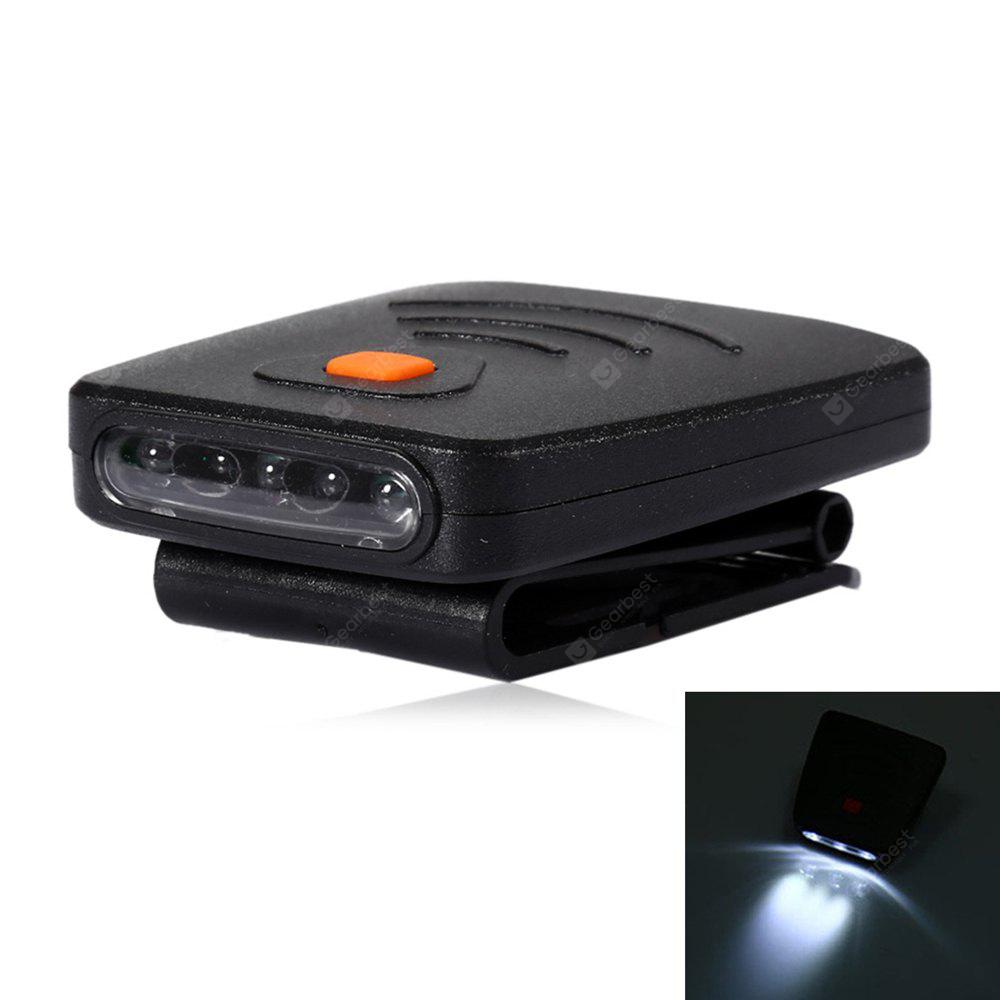 YouOKLight YK6223 3W LED Sensing Clip-on Cap Light USB Rechargeable