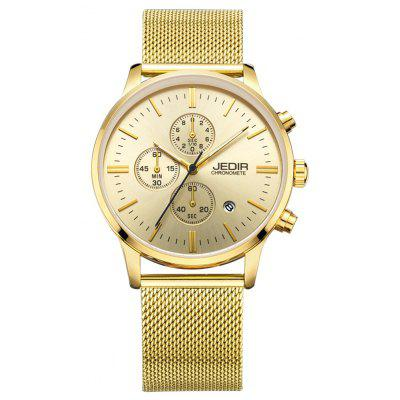 Jedir Ms2011G 5284 Calendar Display Male Watch