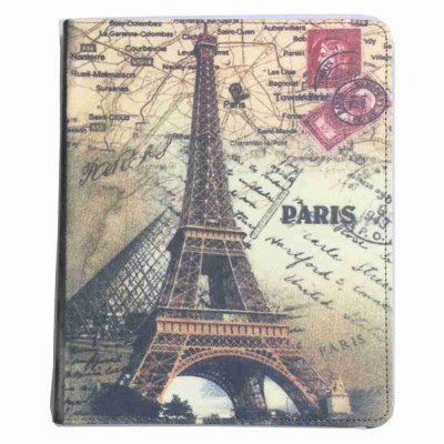 Classic Retro Painted Pu Tablet Case for Ipad 2 / 3 / 4