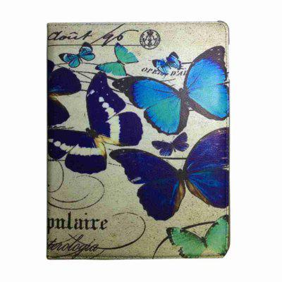 Retro 360 Degree Rotating Protective Butterfly Painted Pu Tablet Case for Ipad 2 / 3 / 4iPad Cases/Covers<br>Retro 360 Degree Rotating Protective Butterfly Painted Pu Tablet Case for Ipad 2 / 3 / 4<br><br>Color: Assorted Colors<br>Compatible for Apple: iPad 2/3/4<br>Features: Back Cover, Full Body Cases, Cases with Stand, Dirt-resistant, 360 Case, Folio Case<br>Material: PC, PU Leather<br>Package Contents: 1 x Tablet Case<br>Package size (L x W x H): 252.00 x 198.00 x 22.00 cm / 99.21 x 77.95 x 8.66 inches<br>Package weight: 0.2600 kg<br>Style: Novelty, Pattern, Mixed Color