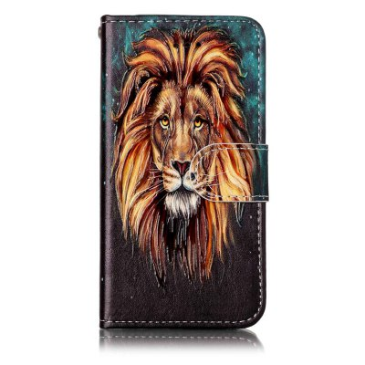 Lion Varnish Relief Pu Phone Case for Iphone 5 / 5S / SeiPhone Cases/Covers<br>Lion Varnish Relief Pu Phone Case for Iphone 5 / 5S / Se<br><br>Color: Assorted Colors<br>Compatible for Apple: iPhone 5/5S, iPhone SE<br>Features: Cases with Stand, With Credit Card Holder, Dirt-resistant, Wallet Case<br>Material: TPU, PU Leather<br>Package Contents: 1 x Phone Case<br>Package size (L x W x H): 13.00 x 7.00 x 1.50 cm / 5.12 x 2.76 x 0.59 inches<br>Package weight: 0.0460 kg<br>Style: Novelty