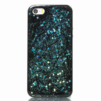 Black Five-Pointed Star Painted Dijiao Tpu Phone Case for Iphone 5/ 5S /5c /SeiPhone Cases/Covers<br>Black Five-Pointed Star Painted Dijiao Tpu Phone Case for Iphone 5/ 5S /5c /Se<br><br>Color: Rose Gold,Gold,Cyan,Rose Madder<br>Compatible for Apple: iPhone 5/5S, iPhone 5C, iPhone SE<br>Features: Back Cover, Dirt-resistant<br>Material: TPE<br>Package Contents: 1 x Phone Case<br>Package size (L x W x H): 12.80 x 6.30 x 1.00 cm / 5.04 x 2.48 x 0.39 inches<br>Package weight: 0.0290 kg<br>Style: Novelty