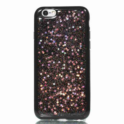 Black Five-Pointed Star Painted Dijiao Tpu Phone Case for Iphone 6 /6siPhone Cases/Covers<br>Black Five-Pointed Star Painted Dijiao Tpu Phone Case for Iphone 6 /6s<br><br>Color: Rose Gold,Gold,Cyan,Rose Madder<br>Compatible for Apple: iPhone 6, iPhone 6S<br>Features: Back Cover, Dirt-resistant<br>Material: TPU<br>Package Contents: 1 x Phone Case<br>Package size (L x W x H): 13.90 x 7.00 x 1.00 cm / 5.47 x 2.76 x 0.39 inches<br>Package weight: 0.0300 kg<br>Style: Galaxy, Colorful, Ultra Slim, Designed in China, Novelty, Pattern