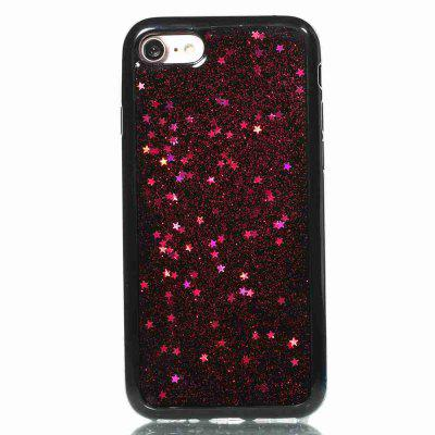 Black Five-Pointed Star Painted Dijiao Tpu Phone Case for Iphone 7 / 8iPhone Cases/Covers<br>Black Five-Pointed Star Painted Dijiao Tpu Phone Case for Iphone 7 / 8<br><br>Color: Silver,Rose,Gold,Cyan,Rose Madder<br>Compatible for Apple: iPhone 7, iPhone 8<br>Features: Back Cover, Dirt-resistant, Shatter-Resistant Case<br>Material: TPU<br>Package Contents: 1 x Phone Case<br>Package size (L x W x H): 13.90 x 6.90 x 1.00 cm / 5.47 x 2.72 x 0.39 inches<br>Package weight: 0.0300 kg<br>Style: Colorful, Constellation, Novelty, Pattern