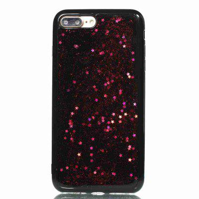 Black Five-Pointed Star Painted Dijiao Tpu Phone Case for Iphone 7 Plus / 8 PlusiPhone Cases/Covers<br>Black Five-Pointed Star Painted Dijiao Tpu Phone Case for Iphone 7 Plus / 8 Plus<br><br>Color: Rose Gold,Silver,Gold,Cyan,Rose Madder<br>Compatible for Apple: iPhone 7 Plus, iPhone 8 Plus<br>Features: Back Cover, Dirt-resistant, Shatter-Resistant Case<br>Material: TPU<br>Package Contents: 1 x Phone Case<br>Package size (L x W x H): 15.90 x 8.10 x 1.00 cm / 6.26 x 3.19 x 0.39 inches<br>Package weight: 0.0400 kg<br>Style: Galaxy, Colorful, Ultra Slim, Designed in China, Novelty, Pattern