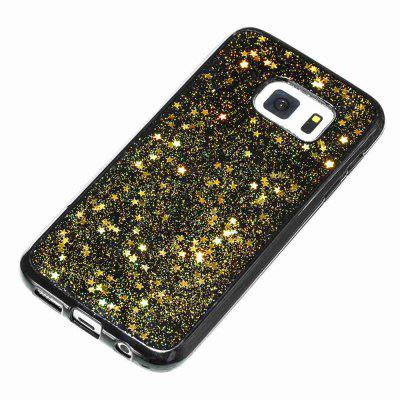 Black Five-Pointed Star Painted Dijiao Tpu Phone Case for Samsung Galaxy S7Black Five-Pointed Star Painted Dijiao Tpu Phone Case for Samsung Galaxy S7<br><br>Color: Rose Gold,Silver,Gold,Cyan,Rose Madder<br>Compatible for Samsung: Samsung Galaxy S7<br>Features: Back Cover, Dirt-resistant<br>For: Samsung Mobile Phone<br>Functions: Camera Hole Location<br>Material: TPU<br>Package Contents: 1 x Phone Case<br>Package size (L x W x H): 14.30 x 7.30 x 1.00 cm / 5.63 x 2.87 x 0.39 inches<br>Package weight: 0.0320 kg<br>Style: Pattern, Novelty, Mixed Color<br>Using Conditions: Skiing,Cruise