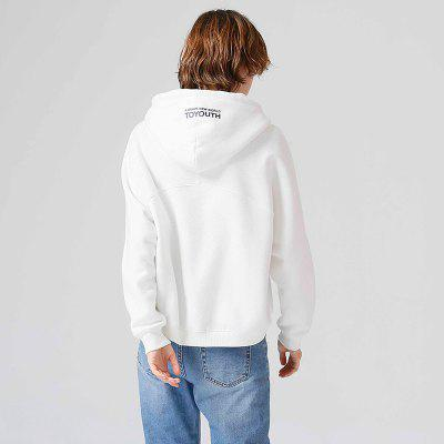 Toyouth Sweatshirt 2017 Autumn Women Casual Letter Printing Batwing Sleeve Fashion Loose Pullover HoodiesSweatshirts &amp; Hoodies<br>Toyouth Sweatshirt 2017 Autumn Women Casual Letter Printing Batwing Sleeve Fashion Loose Pullover Hoodies<br><br>Closure Type: None<br>Collar: Hooded<br>Detachable Part: None<br>Elasticity: Micro-elastic<br>Fabric Type: Cotton<br>Hooded: Yes<br>Material: Cotton<br>Package Contents: 1 x Hoodie<br>Pattern Style: Letter<br>Shirt Length: Regular<br>Sleeve Length: Full<br>Sleeve Style: Regular<br>Style: Casual<br>Thickness: Thick<br>Weight: 0.4300kg