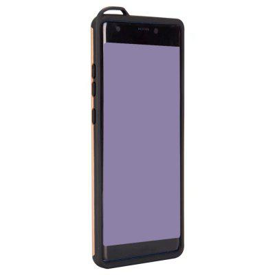 Wkae New Hybrid Dual Layer Thin Light Weight Back Cover Case with Stand for Samsung Galaxy Note 8Samsung Note Series<br>Wkae New Hybrid Dual Layer Thin Light Weight Back Cover Case with Stand for Samsung Galaxy Note 8<br><br>Compatible for Samsung: Samsung note 8<br>Features: Back Cover, Full Body Cases, Cases with Stand<br>For: Samsung Mobile Phone<br>Material: PC, TPU<br>Package Contents: 1 x Phone Case<br>Package size (L x W x H): 20.00 x 15.00 x 2.50 cm / 7.87 x 5.91 x 0.98 inches<br>Package weight: 0.1500 kg<br>Product weight: 0.1000 kg<br>Style: Novelty, Funny