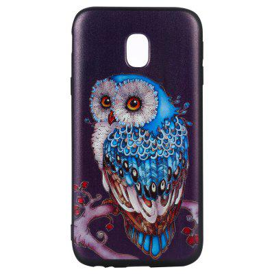 3D Embossed Color Pattern TPU Soft Back Case for Samsung Galaxy J3 2017 (Europe Edition)3D Embossed Color Pattern TPU Soft Back Case for Samsung Galaxy J3 2017 (Europe Edition)<br><br>Features: Back Cover<br>Material: TPU<br>Package Contents: 1 x Soft Tpu Back Case<br>Package size (L x W x H): 10.00 x 10.00 x 5.00 cm / 3.94 x 3.94 x 1.97 inches<br>Package weight: 0.0500 kg<br>Product weight: 0.0200 kg<br>Style: Pattern