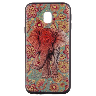 3D Embossed Color Pattern TPU Soft Back Case for Samsung Galaxy J3 2017 (Europe Edition)Samsung J Series<br>3D Embossed Color Pattern TPU Soft Back Case for Samsung Galaxy J3 2017 (Europe Edition)<br><br>Features: Back Cover<br>Material: TPU<br>Package Contents: 1 x Soft Tpu Back Case<br>Package size (L x W x H): 10.00 x 10.00 x 5.00 cm / 3.94 x 3.94 x 1.97 inches<br>Package weight: 0.0500 kg<br>Product weight: 0.0200 kg<br>Style: Pattern