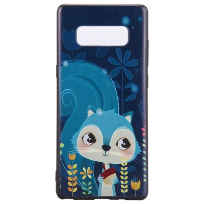3D Embossed Color Pattern TPU Soft Back Case for Samsung Galaxy Note 8Samsung Note Series<br>3D Embossed Color Pattern TPU Soft Back Case for Samsung Galaxy Note 8<br><br>Features: Back Cover<br>Material: TPU<br>Package Contents: 1 x Soft Tpu Back Case<br>Package size (L x W x H): 10.00 x 10.00 x 5.00 cm / 3.94 x 3.94 x 1.97 inches<br>Package weight: 0.0500 kg<br>Product weight: 0.0200 kg<br>Style: Pattern