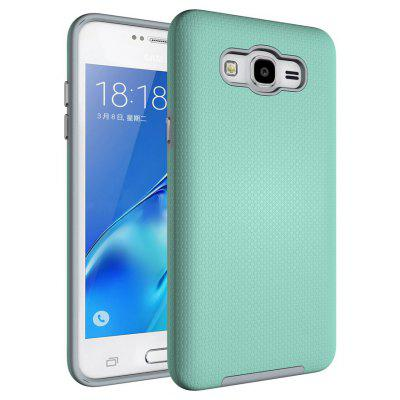Non-slip Surface Shockproof Back PC Case for Samsung Galaxy J7 2016