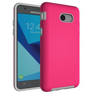Non-slip Surface Shockproof Back PC Case for Samsung Galaxy J5 2017 (America Edition)