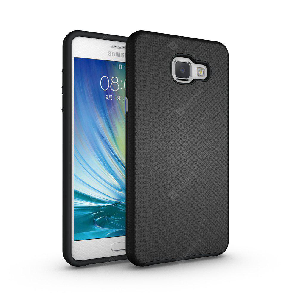 buy online d82df 74ad1 Non-slip Surface Shockproof Back PC Case for Samsung Galaxy A5 2016