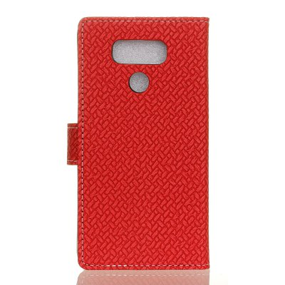 Wallet Style Stand Feature Fabric And Leather Look Design Wallet Cover Flip Cases for Lg G6Cases &amp; Leather<br>Wallet Style Stand Feature Fabric And Leather Look Design Wallet Cover Flip Cases for Lg G6<br><br>Features: Cases with Stand, With Credit Card Holder, Vertical Top Flip Case, Anti-knock<br>Material: PC, TPU<br>Package Contents: 1 x Phone Case<br>Package size (L x W x H): 18.00 x 13.00 x 3.00 cm / 7.09 x 5.12 x 1.18 inches<br>Package weight: 0.0600 kg<br>Style: Solid Color