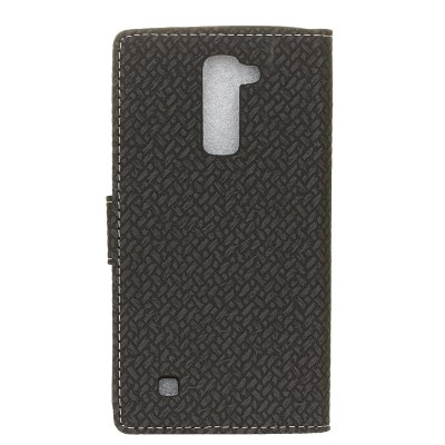 Wallet Style Stand Feature Fabric And Leather Look Design Wallet Cover Flip Cases for Lg K10Cases &amp; Leather<br>Wallet Style Stand Feature Fabric And Leather Look Design Wallet Cover Flip Cases for Lg K10<br><br>Features: Cases with Stand, With Credit Card Holder, Vertical Top Flip Case, Anti-knock<br>Material: TPU, PC<br>Package Contents: 1 x Phone Case<br>Package size (L x W x H): 18.00 x 13.00 x 3.00 cm / 7.09 x 5.12 x 1.18 inches<br>Package weight: 0.0600 kg