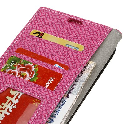 Wallet Style Stand Feature Fabric And Leather Look Design Wallet Cover Flip Cases for One Plus 3 / 3TCases &amp; Leather<br>Wallet Style Stand Feature Fabric And Leather Look Design Wallet Cover Flip Cases for One Plus 3 / 3T<br><br>Features: Cases with Stand, With Credit Card Holder, Vertical Top Flip Case, Anti-knock<br>Material: TPU, PC<br>Package Contents: 1 x Phone Case<br>Package size (L x W x H): 18.00 x 13.00 x 3.00 cm / 7.09 x 5.12 x 1.18 inches<br>Package weight: 0.0600 kg