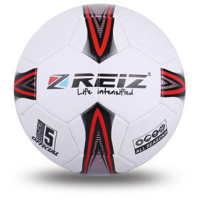 High Quality Official Size 5 Standard Pu Soccer Ball Training Football Balls Indooroutdoor Training Ball with Free Gift Net Needle 531