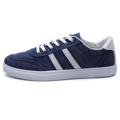 Casual Color Block Mens Canvas ShoesCasual Shoes<br>Casual Color Block Mens Canvas Shoes<br><br>Available Size: 39-44<br>Closure Type: Lace-Up<br>Embellishment: None<br>Gender: For Men<br>Outsole Material: Rubber<br>Package Contents: 1? Pair of Shoes<br>Pattern Type: Solid<br>Season: Spring/Fall<br>Toe Shape: Round Toe<br>Toe Style: Closed Toe<br>Upper Material: Canvas<br>Weight: 1.2000kg