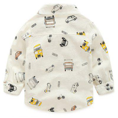 Childrens Cotton Shirts 2017 Boys And Girls Printed Shirts Lapel Shirts New Childrens WearBoys Clothing<br>Childrens Cotton Shirts 2017 Boys And Girls Printed Shirts Lapel Shirts New Childrens Wear<br><br>Collar: Turn-down Collar<br>Embellishment: Pattern<br>Material: Cotton<br>Package Contents: 1xShirt<br>Pattern Type: Character<br>Sleeve Length: Full<br>Style: Casual<br>Weight: 0.5000kg