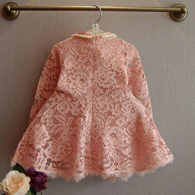 Girls Lace Dress Childrens Wear2017 Spring And Autumn Seasonnew Children Hollow Skirt Princess Trumpet,Sleeve Babysweet SkirtGirls Clothing<br>Girls Lace Dress Childrens Wear2017 Spring And Autumn Seasonnew Children Hollow Skirt Princess Trumpet,Sleeve Babysweet Skirt<br><br>Dresses Length: Mini<br>Elasticity: Elastic<br>Embellishment: Hollow Out<br>Material: Cotton<br>Neckline: Square Collar<br>Package Contents: 1xDress<br>Pattern Type: Solid<br>Season: Fall, Spring<br>Silhouette: Straight<br>Sleeve Length: Long Sleeves<br>Style: Cute<br>Waist: Natural<br>Weight: 0.5000kg<br>With Belt: No