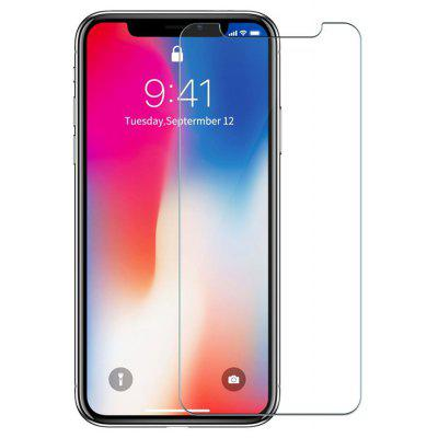 Tochic Tempered Glass Screen Film for Apple Iphone x - Transparent
