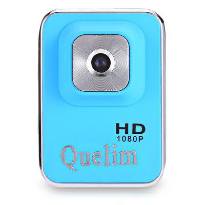 Buy BLUE Quelima New Mini Dv Camcorder Dvr Recorder 1080P Outdoor Sports Camera for $17.79 in GearBest store