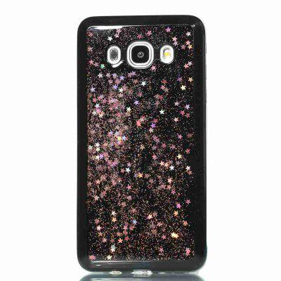 Black Five-Pointed Star Painted Dijiao Tpu Phone Case for Samsung Galaxy J510 / J5 2016Black Five-Pointed Star Painted Dijiao Tpu Phone Case for Samsung Galaxy J510 / J5 2016<br><br>Color: Rose Gold,Silver,Gold,Cyan,Rose Madder<br>Compatible for Samsung: Samsung Galaxy S7 Edge<br>Features: Back Cover, Dirt-resistant<br>For: Samsung Mobile Phone<br>Functions: Camera Hole Location<br>Material: TPU<br>Package Contents: 1 x Phone Case<br>Package size (L x W x H): 14.70 x 7.50 x 1.00 cm / 5.79 x 2.95 x 0.39 inches<br>Package weight: 0.0330 kg<br>Style: Pattern, Novelty, Mixed Color<br>Using Conditions: Skiing,Cruise